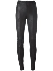 Roseanna 'Brother's Bones' Skinny Trousers Black