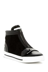 Marc By Marc Jacobs Buckle Sneaker Black