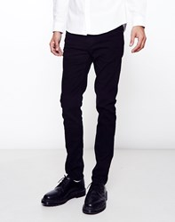 Farah Drake Super Slim Fit Trousers Black