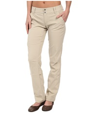 Columbia Saturday Trail Pant Fossil Women's Casual Pants Beige