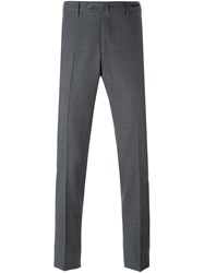 Pt01 Tailored Trousers Grey