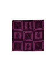 Dondup Square Scarves Green