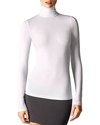Wolford Turtleneck Pullover White