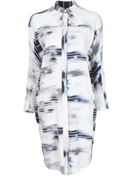 Zero Maria Cornejo Nanu Shirt Dress White