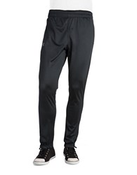 Under Armour Relentless Warm Up Pants Tapered Leg Black