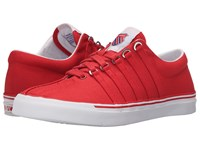 K Swiss Surf 'N Turf Og Ribbon Red Classic Blue White Canvas Women's Tennis Shoes