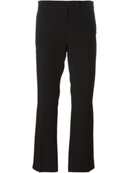 Etro Cropped Trousers Black