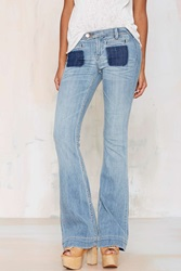 Dittos Joni High Rise Flare Jeans