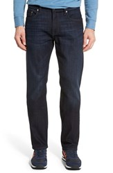 Mavi Jeans Men's Big And Tall 'Zach' Straight Leg Rinse Used Beltown