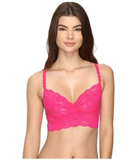 Cosabella Never Say Never Sweetie Soft Bra Never1301 Hot Pink Women's Bra