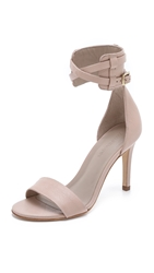 Zimmermann Ankle Strap Sandals Nude