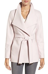 Ted Baker Women's London Wool Blend Wrap Coat