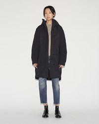 Hope Wom Parka Dark Blue