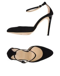Armani Collezioni Footwear Sandals Women Black
