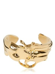 Saint Laurent Handgun Cuff Bracelet