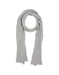 Kangra Cashmere Accessories Oblong Scarves Women Grey