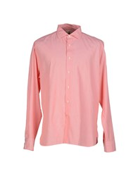 Guy Rover Shirts Shirts Men Coral