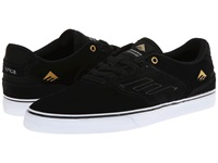 Emerica The Reynolds Low Vulc Black White Men's Skate Shoes