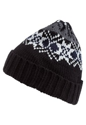 Pier One Hat Black Grey
