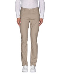 Acne Studios Trousers Casual Trousers Men Beige