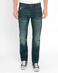 Levi's Faded Blue 501 Morning Roast Jeans
