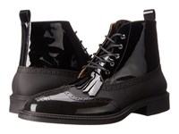 Vivienne Westwood High Lace Up Boot Black Men's Lace Up Boots