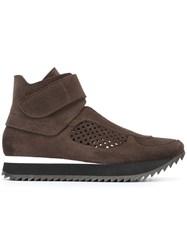 Pedro Garcia 'Olimpia' Sneakers Brown