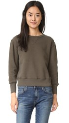Citizens Of Humanity Camyrn Sweatshirt Canteen