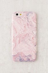 Urban Outfitters Understated Leather Marbled Iphone 6 6S Case Lavender