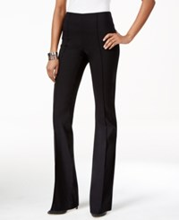 Styleandco. Style Co. Pull On Bootcut Pants Only At Macy's Deep Black