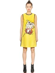 Tsumori Chisato Embellished Wool Twill Blend Dress