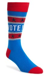Hot Sox Men's 'Vote' Socks