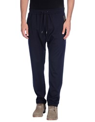 Damir Doma Trousers Casual Trousers Men Dark Blue