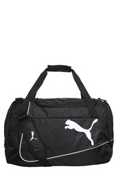 Puma Evopower Medium Sports Bag Black White