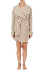 Skin Women's Alpaca Blend Wrap Sweater Tan