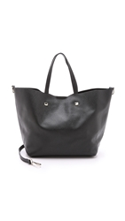 Monserat De Lucca Large Docente Tote Black