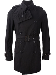 Aspesi Trench Coat Black
