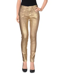 Guess By Marciano Jeans Gold