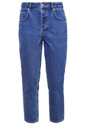 Selected Femme Sffrida Mom Relaxed Fit Jeans Medium Blue Denim