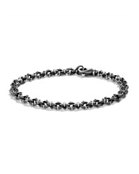 Armory Extra Small Link Bracelet David Yurman Red