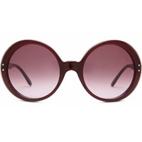 Oliver Goldsmith Red Sky Oops Sunglasses