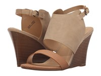 Chinese Laundry Dl Been There Tan Nude Women's Wedge Shoes
