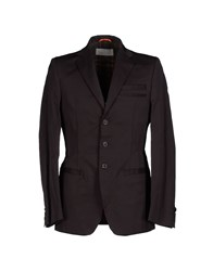 Ermanno Scervino Scervino Street Suits And Jackets Blazers Men Dark Brown