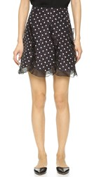Giambattista Valli Skirt Black White
