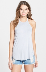 Soprano Halter Tank Juniors 2 For 28 Grey