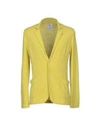 Wool And Co Cardigans Yellow