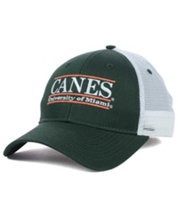 Game Miami Hurricanes Mesh Bar Cap