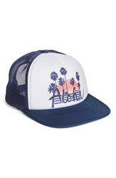 Rip Curl Women's Hawaiian Life Trucker Hat