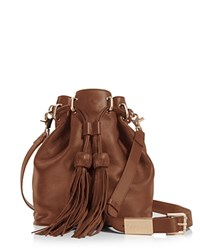 Foley Corinna And Sasha Drawstring Crossbody Bucket Bag Compare At 348 Chestnut