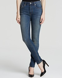 Marc By Marc Jacobs Jeans Uptown Stretch Ella Skinny In Vintage Blue